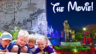 Disneyland Treasure Hunt The Movie!