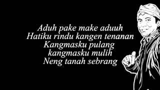"""Download Didi kempot """"Prawan kalimantan lirik"""""""