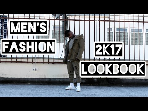 MEN'S FASHION 2017 LOOKBOOK | SAMEKVRTI