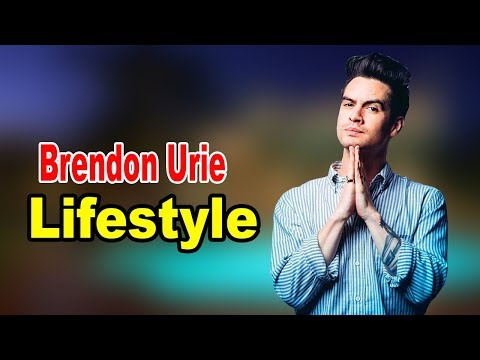 Brendon Urie - Lifestyle, Girlfriend, Family, Net Worth, Biography 2020   Celebrity Glorious