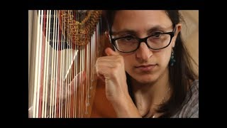 Harpists aim to change your mind about their instrument - SPOTLIGHT