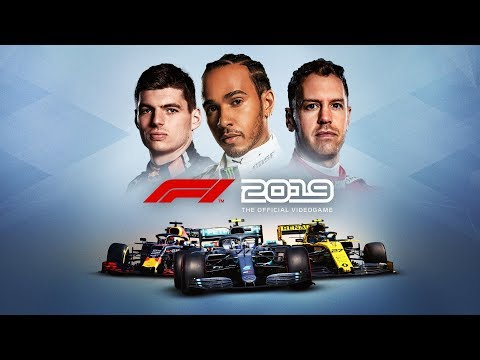 F1 2019 PC Live Stream - My First Online Races