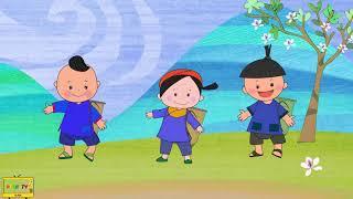 Ca Nhạc Thiếu Nhi ( Inh Lả Ơi ) #KidsCartoonTV