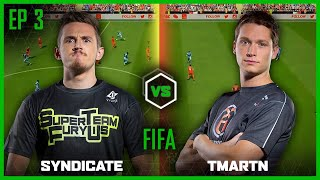 EP 3 | FIFA | Syndicate vs TmarTn | Legends of Gaming