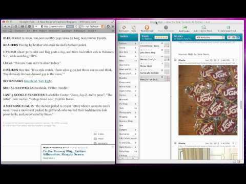 BlogBridge Create a Guide.mov