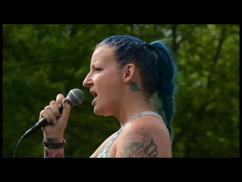 Onondaga County 911 dispatcher sings National Anthem for Responder's Run