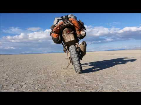 Rally Raid CB500 EXPO Ride 2016 trailer