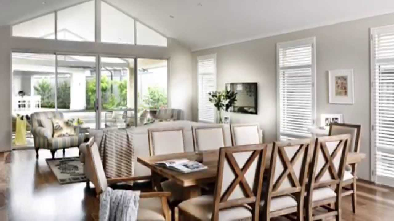 Interior Design Themes - How to 'Hamptons' - YouTube