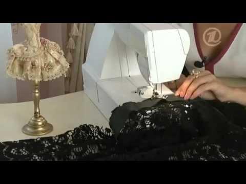 ютуб уроки шитья на машинке
