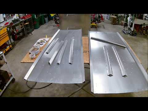 Sprint Car Wing Kit Assembly Sequence