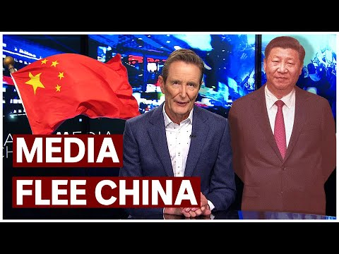 Journalists escape China | Media Watch