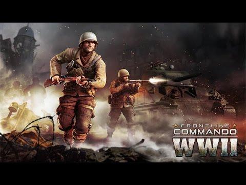 FRONTLINE COMMANDO: WW2 игра на Андроид и iOS