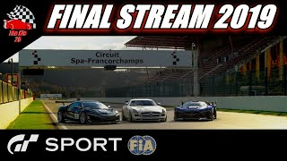 GT Sport The Last Stream 2019 Part 2