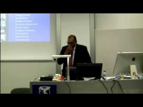 Headache, Migraine, TMJ/TMD and Bruxism - presentation by Dr Peter Selvaratnam