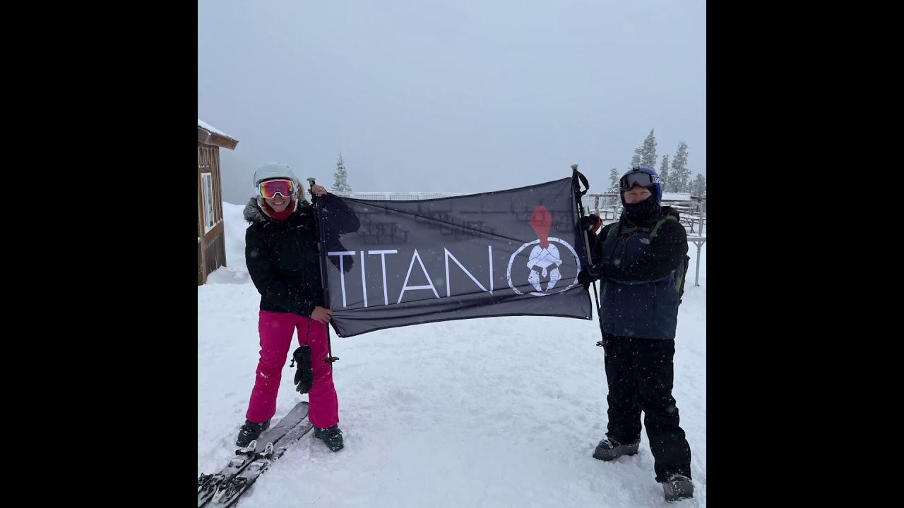 Titan CEO Ski Day