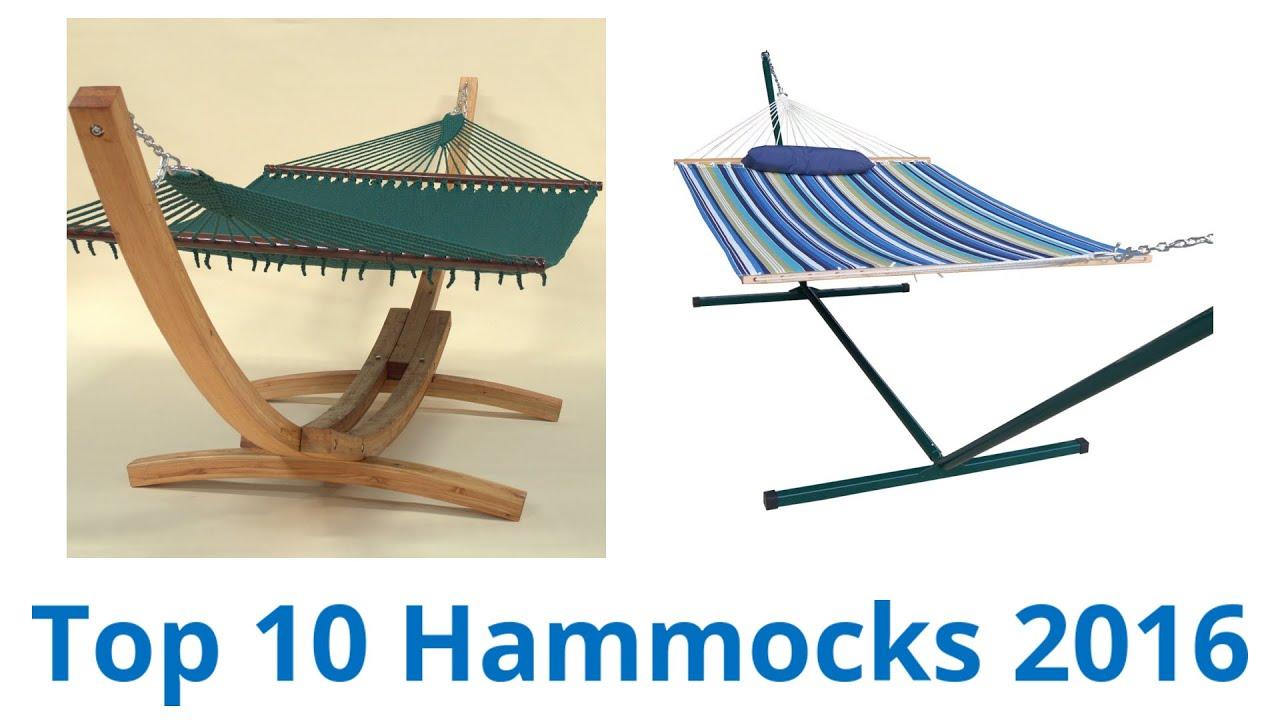 10 Best Hammocks