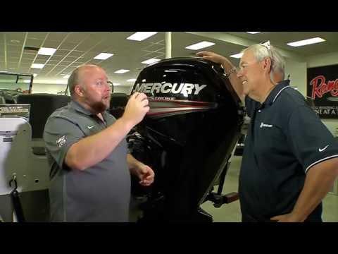 2015 Mercury 75, 90, 115hp 4-Stroke Outboards