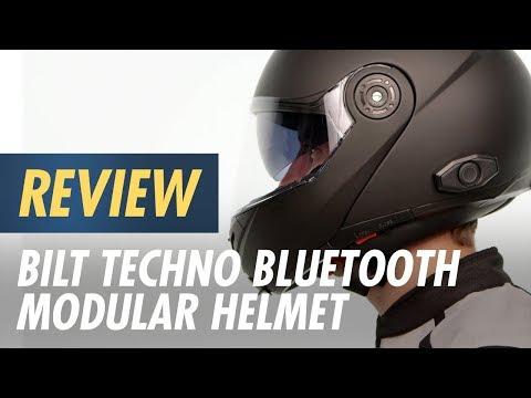 e9bac0dc BiLT Techno Sena Modular Bluetooth Helmet Review at CycleGear.com - YouTube