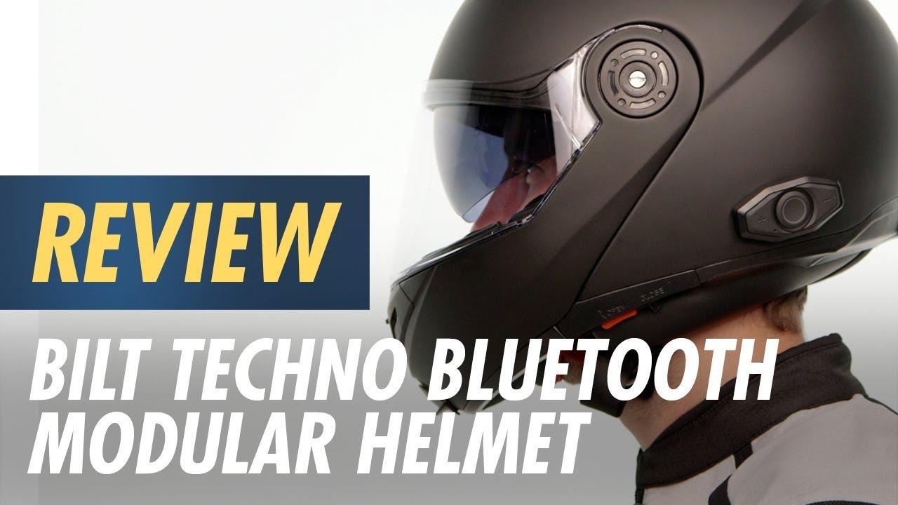 Bilt Techno Sena Modular Bluetooth Helmet Review At Cyclegear Com
