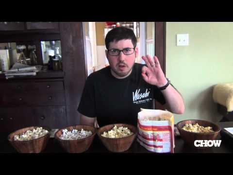 5-in-3: Microwave Popcorn