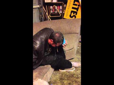 Alcohol Poisoning!!