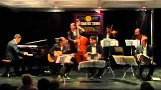 Presentación de la Orquesta El Arranque en la casa del Tango