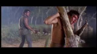 Roadhouse (Throat Rip Fight).wmv
