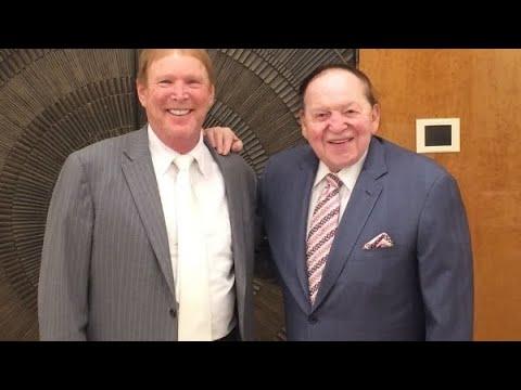 Will Sheldon Adelson Buy Oakland Raiders Las Vegas Stadium Naming Rights?