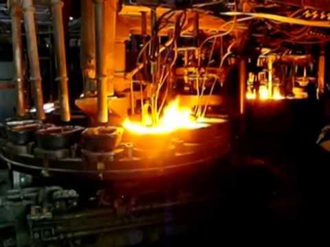 How is Simax borosilicate glass made?