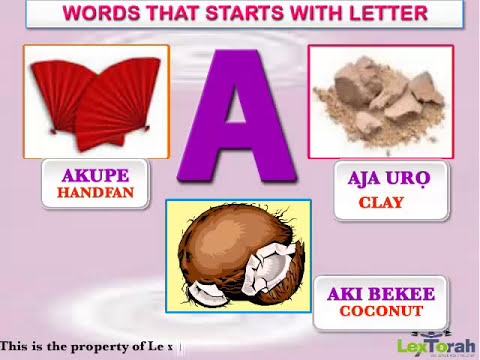 Igbo English and English Igbo Dictionary
