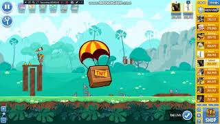AngryBirdsFriendsPeep14-07-2018 level 5