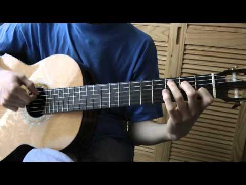 Cours de guitare - G Em C D7 (11/13) Chabada: Chante ( Les Forbans )