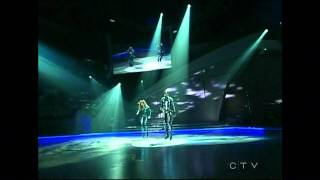 SYTYCD 2011 Canada Melissa & Shane - The Time by black eyed peas