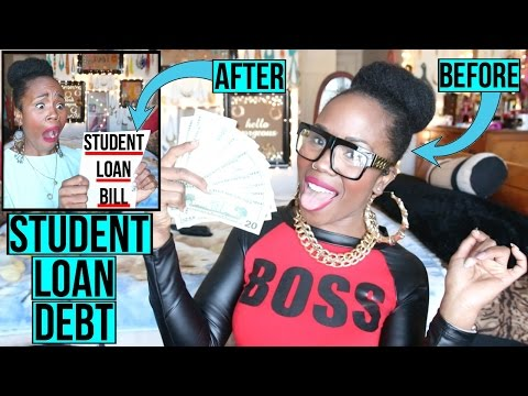 STUDENT LOANS ARE THE DEVIL! || How to Beat Going Broke DURING & AFTER College