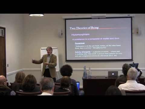 Biological Identity Conference - Denis Walsh