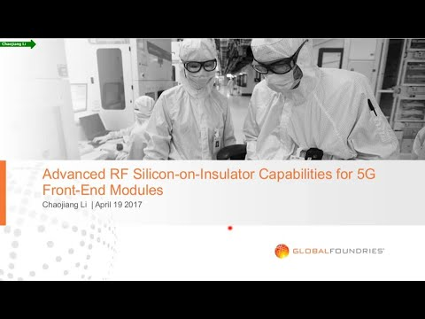 Advanced RF Silicon-on-Insulator Capabilities for 5G Front
