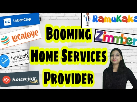 List of Home Service Providers in India