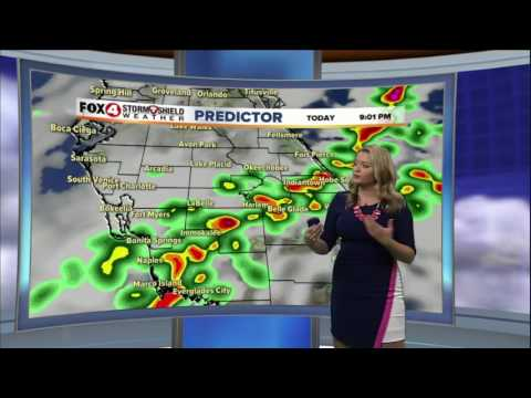 Storms Move In Wednesday Evening