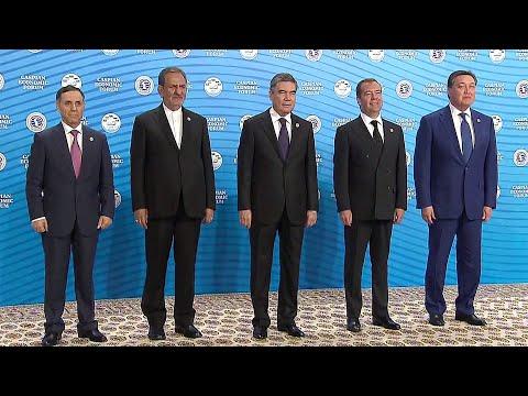 В Туркмении Дмитрий