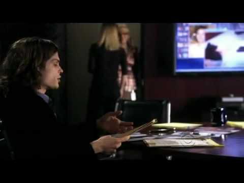 Reid is a naughty boy-criminal minds