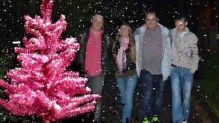 """диско группа""""кристалл"""" новогодняя видео hd"""