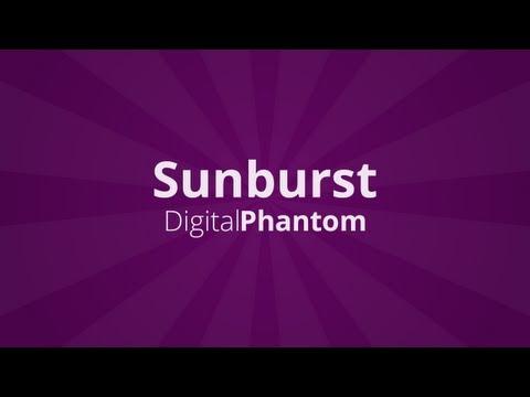 PHP Tutorial - Create A Vector SVG Sunburst Use It In Fireworks, Illustrator Or Inkscape