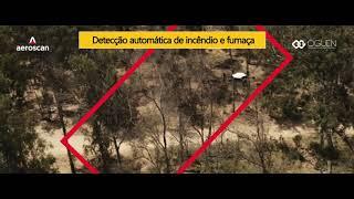 Drone Raptor para  detecção de incêndios