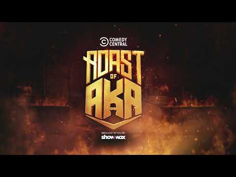 Comedy Central Roast of AKA | Brought to you by Showmax