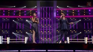 The Voice Thailand - เคท VS จอห์นนิเฟอร์ - Love Never Felt So Good - 19 Oct 2014