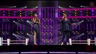 The Voice Thailand - เคท VS จอห์นนิเฟอร์ - Love Never Felt So Good - 19 Oct 2014