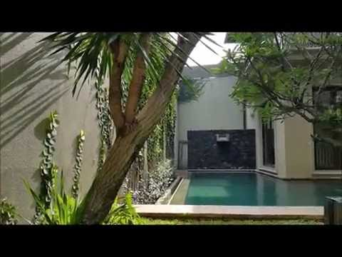 Luxury House For Rent - Pondok Indah, South Jakarta