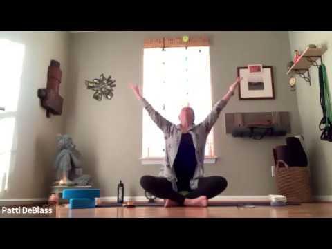 Wake-Up Yoga with Patti
