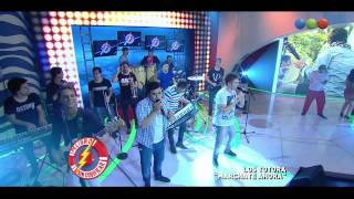 """Los Totora en vivo: """"Marchate ahora"""" - Peligro sin Codificar"""