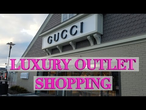 new style 3cabb 4e59f Luxury Outlet Shopping in NY - Dior, Gucci, YSL, Dolce ...